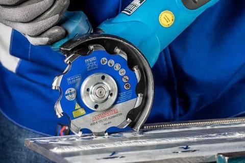 Neue Generation der High Speed Disc ALUMASTER verfügbar