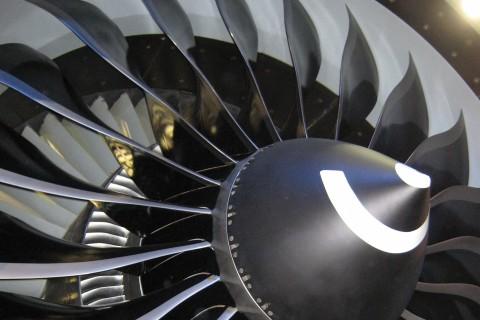 Luftfahrt-, Raumfahrt- und Gasturbinenindustrie