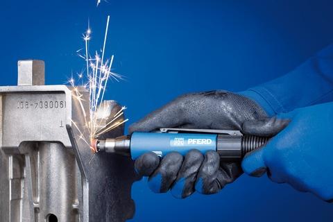 air-powered straight grinder PGAS 3/440 DH 44,000 RPM/250 watts 2